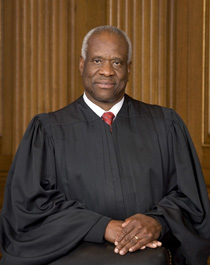 The Honorable Clarence Thomas